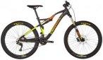 "ORBEA Occam AM H50 Black-Orange-Pistachio S | 40,0cm (27.5"") 2018 Mountainbikes,"