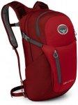 Osprey Daylite Plus Rucksack real red  2020 Trekking- & Wanderrucksäcke