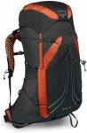 Osprey Exos 48 Backpack Blaze Black L 2019 Trekking- & Wanderrucksäcke, Gr. L