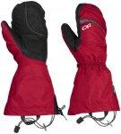 Outdoor Research Alti Mitts Men chili L 2018 Wintersport Handschuhe, Gr. L