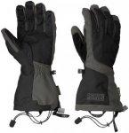 Outdoor Research Arete Gloves Men black/charcoal S 2018 Winterhandschuhe, Gr. S