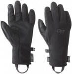 Outdoor Research Gripper Sensor Gloves Damen black L 2018 Fleece- & Strickhandsc