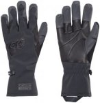 Outdoor Research Super Vert Gloves black/charcoal M 2017 Softshellhandschuhe, Gr