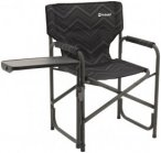 Outwell Chino Hills Folding Chair with Side Table Black  2017 Faltstühle & Klap