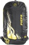 Pieps Jetforce Rider 10 Avalanche Backpack black/yellow  2018 Lawinenrucksäcke