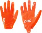 POC AVIP Gloves Long Unisex zink orange S 2019 Accessoires, Gr. S