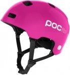 POC POCito Crane Helmet fluorescent pink 51-54cm 2018 Fahrradhelme, Gr. 51-54cm