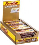 PowerBar Energize Riegel Box Chocolate 25 x 55g  2018 Sportnahrung