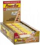 PowerBar New Energize Riegel Box Salty Peanut 25 x 55g  2018 Sportnahrung
