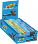 PowerBar ProteinPlus Low Sugar Riegel Box Chocolate Brownie 30 x 35g  2018 Nutri
