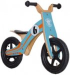 "Rebel Kidz Wood Air Laufrad 12"" Kinder le mans/blau-orange 12"" 2020 Jugend- & Ki"