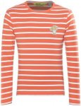 Regatta Carella Shirt Kids Neon Peach/White Stripe EU 128 2018 Langarm Hemden, G