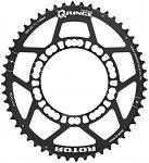 Rotor Q-Ring Road Kettenblatt 110mm 5-Arm außen schwarz 52 Zähne 2019 Kettenbl