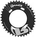 Rotor QX2 Q-Ring MTB Kettenblatt Shimano XT 8000 96mm außen schwarz 39 Zähne 2