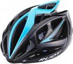 Rudy Project Airstorm Helmet Black-Blue (Shiny) 59-61 cm 2018 Fahrradhelme, Gr.