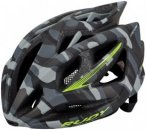 Rudy Project Airstorm Helmet Grey Camo-Lime Fluo (Matte) 59-61 cm 2018 Fahrradhe