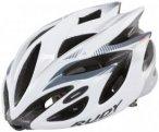 Rudy Project Rush Helmet White-Silver (Shiny) 51-55 cm 2018 Fahrradhelme, Gr. 51