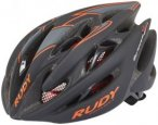 Rudy Project Sterling Helmet Black-Red Fluo (Matte) 54-58 cm 2017 Fahrradhelme,