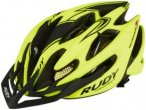 Rudy Project Sterling Helm yellow fluo black 54-58cm 2017 Fahrradhelme, Gr. 54-5