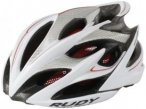 Rudy Project Windmax Helmet White-Silver (Shiny) 54-58 cm 2018 Fahrradhelme, Gr.