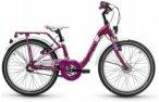 "s'cool chiX 20 3-S alloy Purple Matt 20"" 2018 Jugend- & Kinderfahrräder, Gr. 20"
