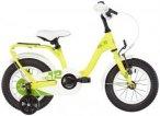 """s'cool niXe 12 steel Kinder yellow/green 12"""" 2019 Jugend- & Kinderfahrräder, Gr"""