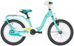 """s'cool niXe 16 alloy Kinder lightblue matt 16"""" 2019 Jugend- & Kinderfahrräder,"""