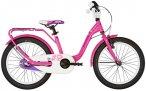 """s'cool niXe 18 3-S alloy Kinder pink 18"""" 2019 Jugend- & Kinderfahrräder, Gr. 18"""