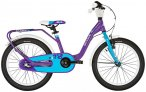"""s'cool niXe 18 3-S alloy violet/blue 18"""" 2019 Jugend- & Kinderfahrräder, Gr. 18"""