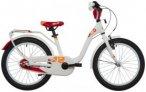 """s'cool niXe 18 3-S alloy white/red 18"""" 2018 Jugend- & Kinderfahrräder, Gr. 18"""""""