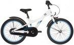 s'cool XXlite 18 steel White/Blue 18 Zoll 2018 Jugend- & Kinderfahrräder, Gr. 1