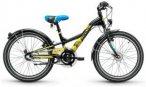 "s'cool XXlite 20 3-S steel Black/Yellow Matt 20"" 2019 Jugend- & Kinderfahrräder"