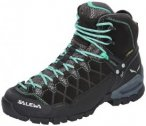 SALEWA Alp Trainer Mid GTX Wanderschuhe Damen black out/agata UK 7,5 | EU 41 202