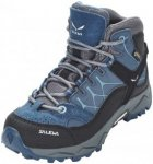 SALEWA Alp Trainer GTX Mid Schuhe Kinder dark denim/charcoal EU 36 2021 Trekking
