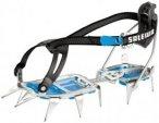 Salewa Alpinist Combi Crampons Steel/Blue  2019 Steigeisen