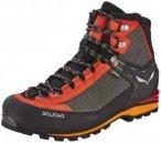 SALEWA Crow GTX Shoes Herren black/papavero EU 45 2019 Trekking- & Wanderschuhe,