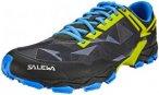 Salewa Lite Train Shoes Men Black/Kamille UK 11 | EU 46 2018 Trail Running Schuh