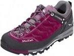 Salewa MTN Trainer Approach Shoes Women Red Onion/Quiet Shade UK 7 | EU 40,5 201
