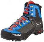 Salewa Raven 2 GTX Shoes Men Mayan Blue/Papvero UK 10 | EU 44,5 2018 Trekking- &