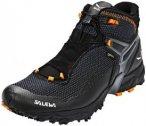 SALEWA Ultra Flex Mid GTX Hiking Shoes Herren black/holland UK 10 | EU 44,5 2019