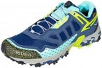 Salewa Ultra Train GTX Trailrunning Shoes Women Dark Denim/Aruba Blue UK 7 | EU