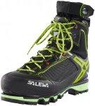 Salewa Vultur Vertical GTX Shoes Men black/cactus 42,5 2017 Trekking- & Wandersc