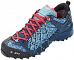 SALEWA Wildfire GTX Schuhe Damen blau/türkis UK 4,5   EU 37 2021 Trekking- & Wa