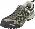 Salewa Wildfire Vent Hiking Shoes Men Black/Juta UK 10,5 | EU 45 2017 Trekking-