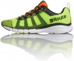 Salming enRoute Shoes Men Fluo Yellow US 9 | 42 2/3 2018 Straßenlaufschuhe, Gr.