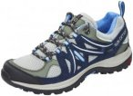 Salomon Ellipse 2 Aero Hiking Shoes Women Titanium/Deep Blue/Petunia Blue UK 5 |