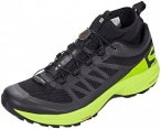 Salomon XA Enduro Shoes Men Black/Lime Green/Black UK 10 | 44 2/3 2017 Laufschuh