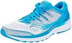 saucony Guide ISO 2 Shoes Damen blue US 8 | EU 39 2019 Straßenlaufschuhe, Gr. U