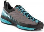 Scarpa Mescalito Schuhe Damen midgray/baltic EU 38 2021 Trekking- & Wanderschuhe