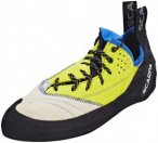 Scarpa Velocity L Climbing Shoes Men lightgray/lime fluo 41,5 2017 Kletterschuhe